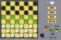play checkers/draughts